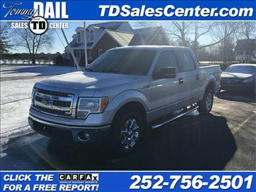 2013 Ford F-150 for sale in Farmville, NC