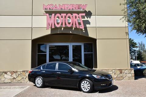 2013 Honda Accord for sale in Arlington, TX