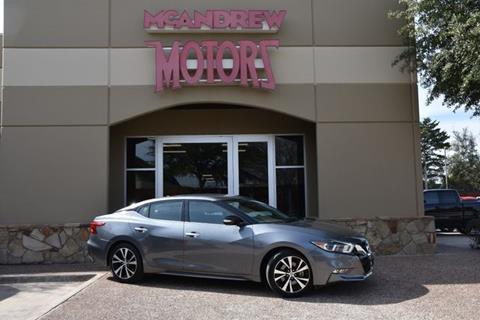 2017 Nissan Maxima for sale in Arlington, TX