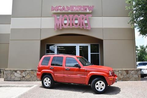 2002 Jeep Liberty for sale in Arlington, TX