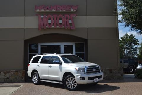 2015 Toyota Sequoia for sale in Arlington, TX