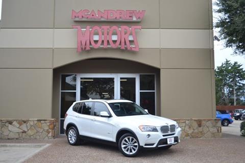 2014 BMW X3 for sale in Arlington, TX