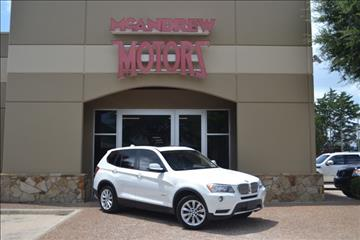 2014 BMW X3 for sale in Arlington, TX