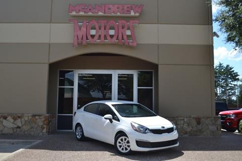 2016 Kia Rio for sale in Arlington, TX