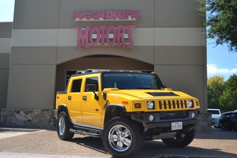 2005 HUMMER H2 SUT for sale in Arlington, TX