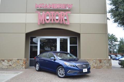 2015 Hyundai Sonata for sale in Arlington, TX