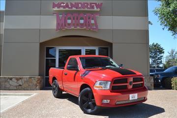 2011 RAM Ram Pickup 1500 for sale in Arlington, TX