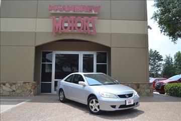 2004 Honda Civic for sale in Arlington, TX