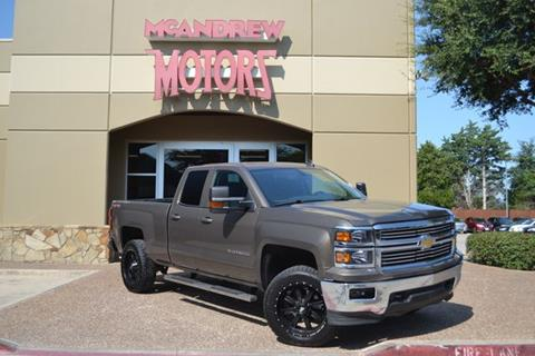 2015 Chevrolet Silverado 1500 for sale in Arlington, TX