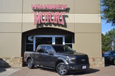 2015 Ford F-150 for sale in Arlington, TX