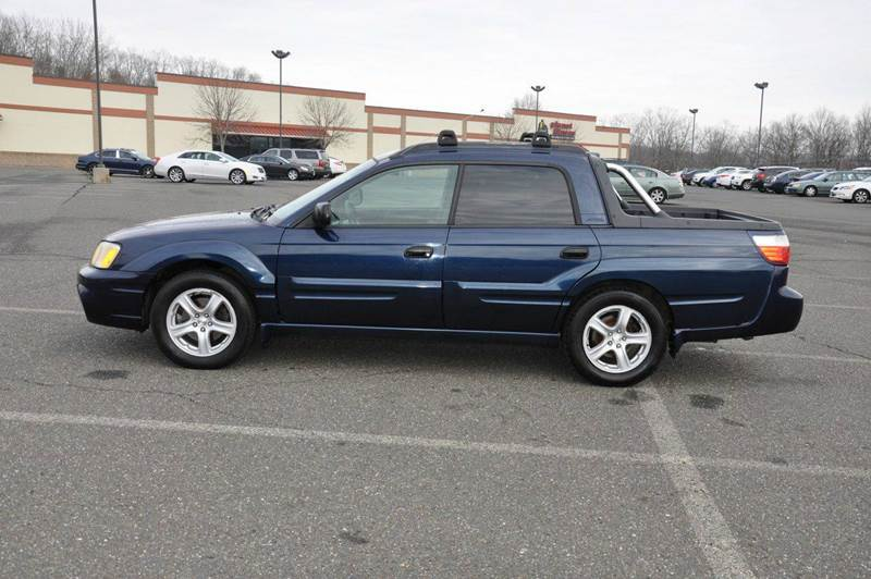2003 subaru baja awd 4dr sport crew cab sb in waterbury ct. Black Bedroom Furniture Sets. Home Design Ideas