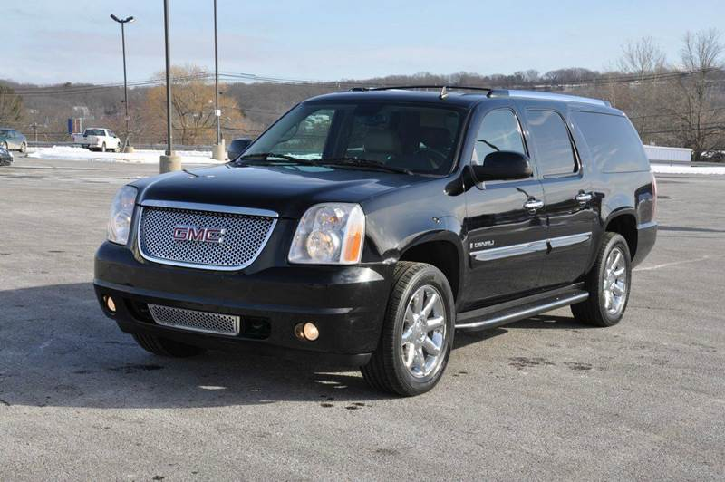 2008 gmc yukon xl awd denali 4dr suv in waterbury ct all car care. Black Bedroom Furniture Sets. Home Design Ideas