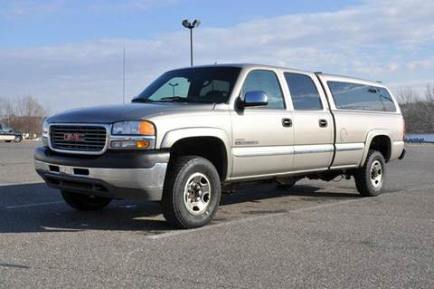 2001 GMC Sierra 2500HD for sale in Waterbury, CT