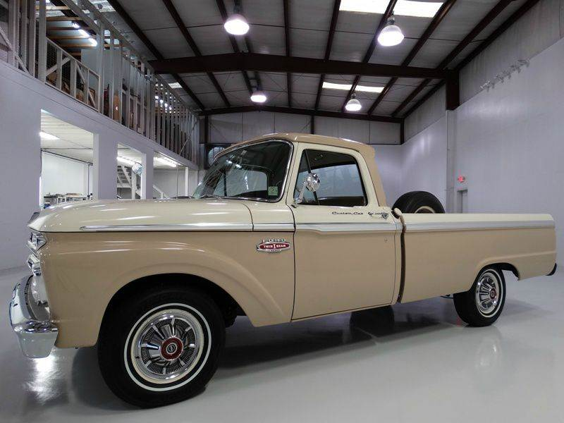 1966 Ford F 100 For Sale Carsforsale Com