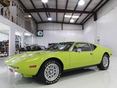 1972 De Tomaso Pantera for sale in Saint Ann, MO