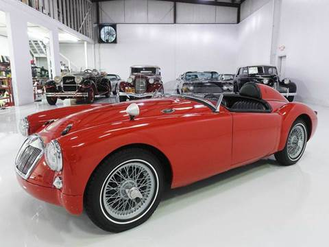 1958 MG MGA for sale in Saint Ann, MO
