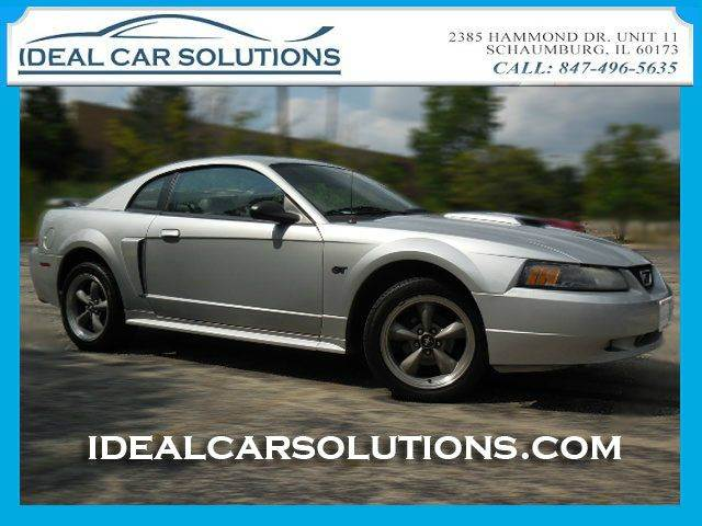 2001 FORD MUSTANG GT silver automatic all original immaculate condition inside and out wow th