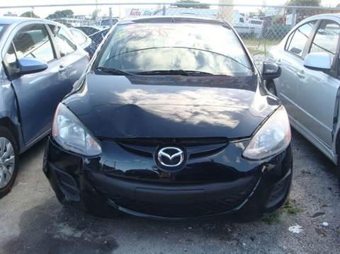 2013 Mazda MAZDA2 for sale in Miami, FL