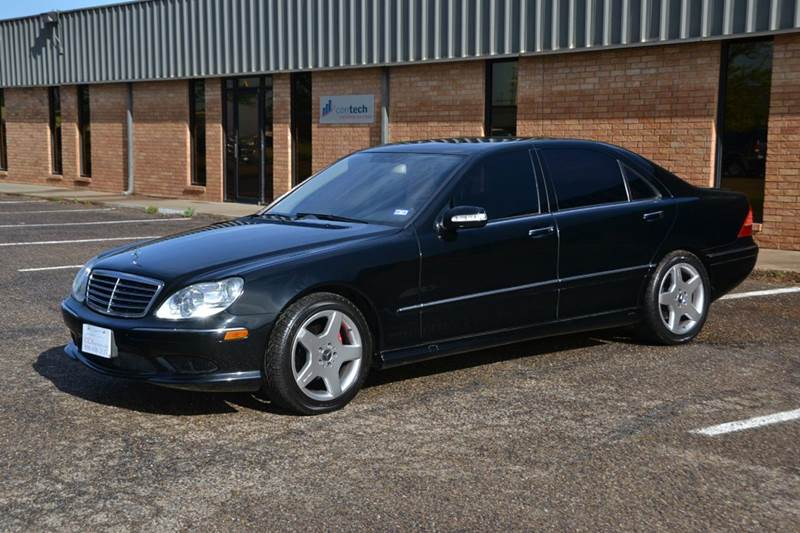 2005 mercedes benz s class s500 4dr sedan in lubbock tx