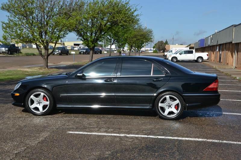 2005 mercedes benz s class s500 4dr sedan in lubbock tx for Mercedes benz mpg
