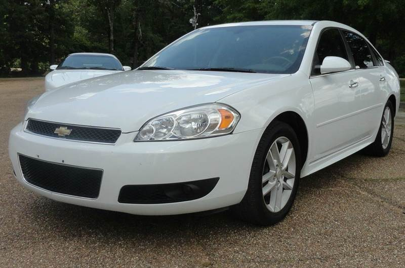 2013 Chevrolet Impala LTZ 4dr Sedan - Jackson MS