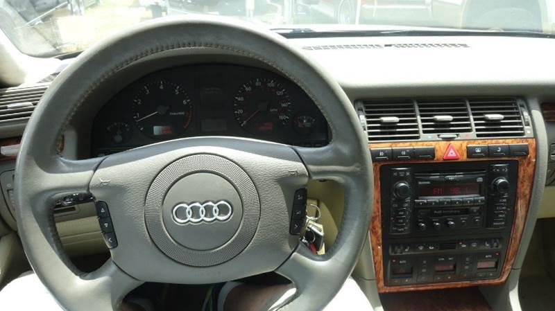 2000 Audi A8 quattro AWD 4dr Sedan - Jackson MS