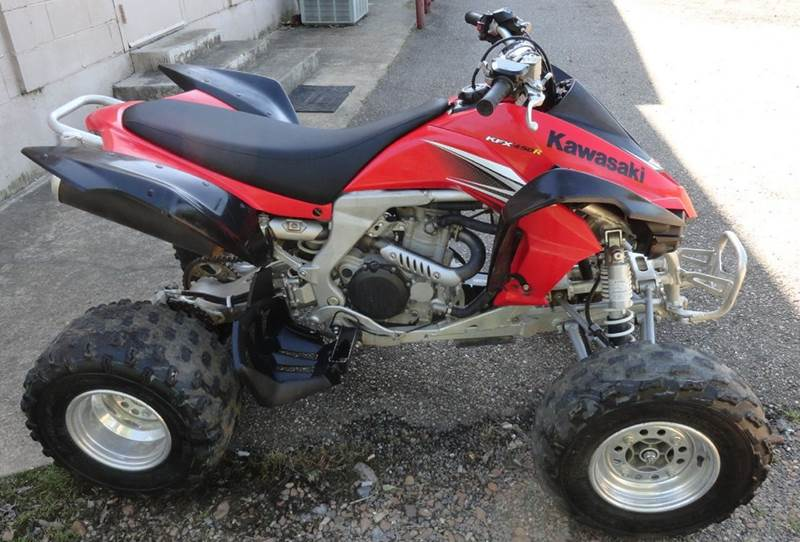 2009 Kawasaki KFX450R  - Jackson MS