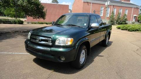 2003 Toyota Tundra for sale in Jackson, MS