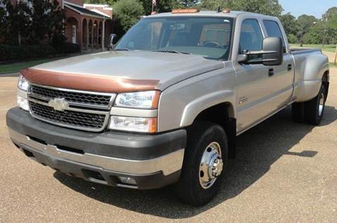 2006 Chevrolet Silverado 3500 for sale in Jackson, MS
