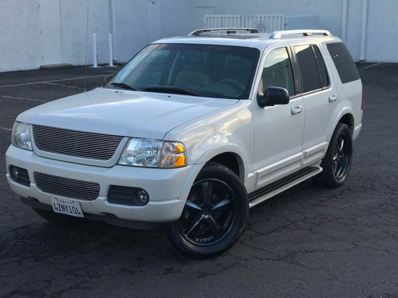 Ford Explorer Limited V For Sale CarGurus - 2003 explorer