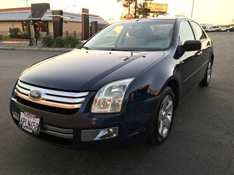 2007 Ford Fusion for sale in Lemon Grove, CA