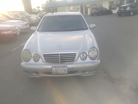 Mercedes benz for sale lemon grove ca for Mercedes benz elk grove