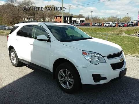2011 Chevrolet Equinox for sale in Nashville, TN