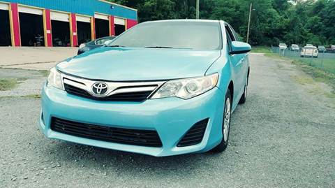 2013 Toyota Camry for sale in Nashville, TN