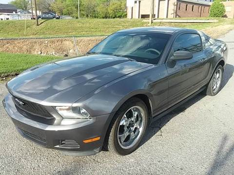 2010 Ford Mustang for sale in Nashville, TN