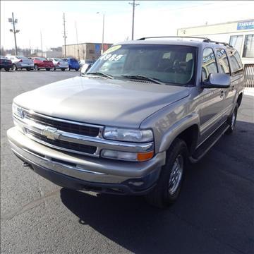 2001 Chevrolet Suburban for sale in Fort Wayne, IN