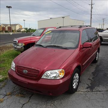 2005 Kia Sedona for sale in Fort Wayne, IN