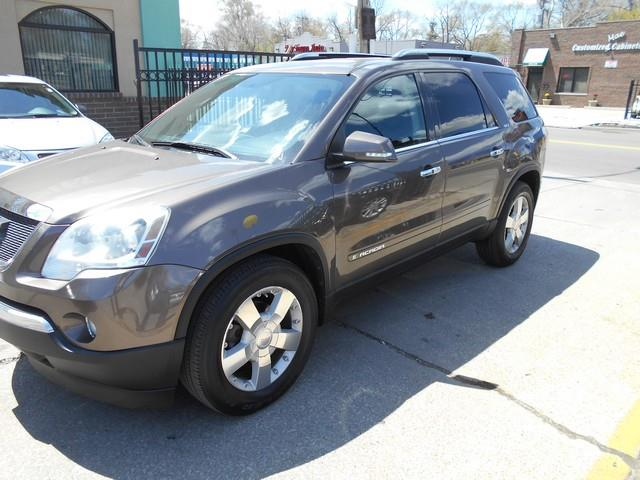 2008 Gmc Acadia car for sale in Detroit
