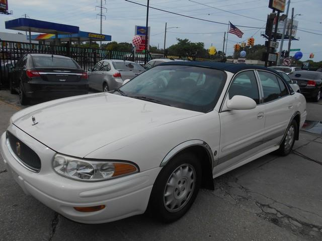 2001 buick lesabre custom 4dr sedan in detroit mi budget wheels auto sales inc. Black Bedroom Furniture Sets. Home Design Ideas