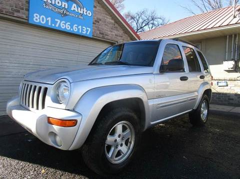 2004 Jeep Liberty for sale in Lehi, UT