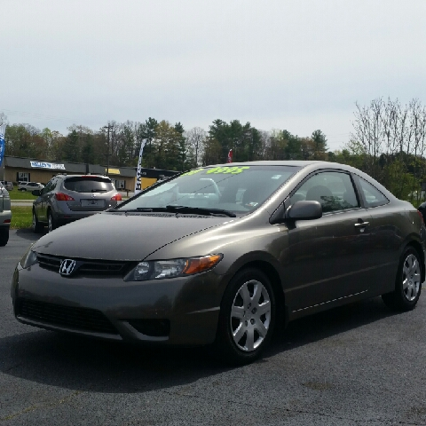2008 Honda Civic LX 2dr Coupe 5A - Hudson NC