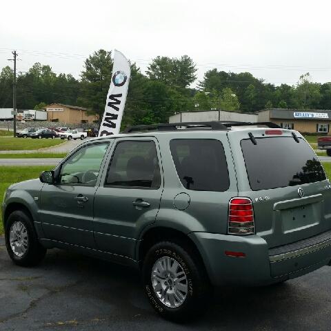 2007 Mercury Mariner AWD Luxury 4dr SUV - Hudson NC