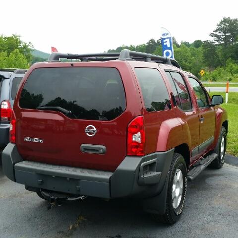 2006 Nissan Xterra S 4dr SUV 4WD w/Manual - Hudson NC