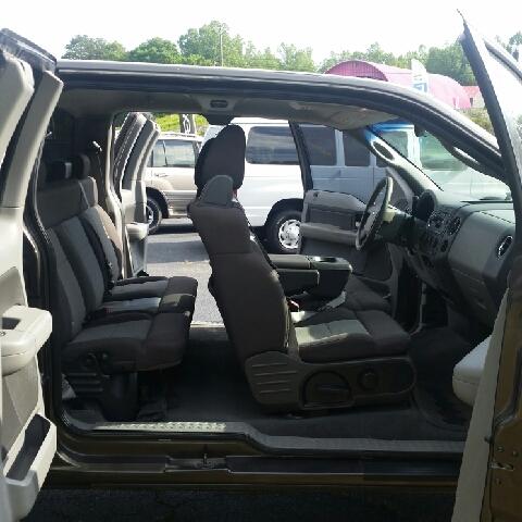 2005 Ford F-150 4dr SuperCab XLT 4WD Styleside 6.5 ft. SB - Hudson NC
