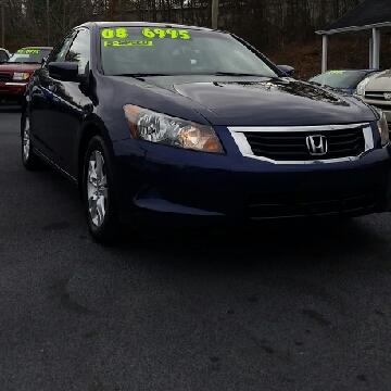 2008 Honda Accord for sale in Hudson, NC