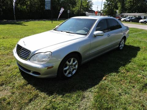 2003 Mercedes-Benz S-Class for sale in Noblesville, IN