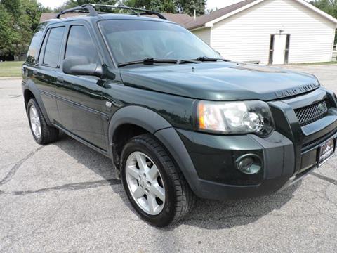 2004 Land Rover Freelander for sale in Noblesville, IN