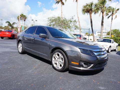 2011 Ford Fusion for sale in Fort Pierce, FL