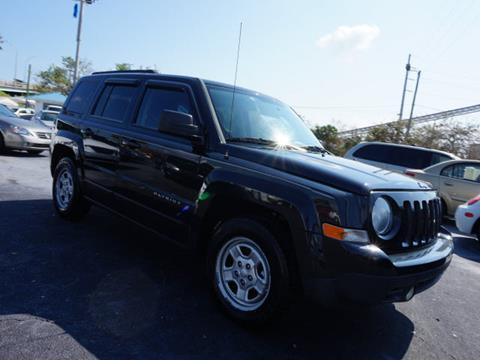 2011 Jeep Patriot for sale in Fort Pierce, FL