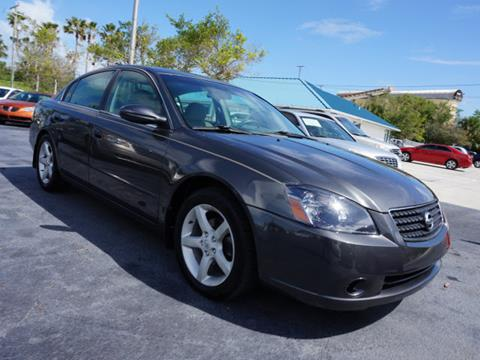 2005 Nissan Altima for sale in Fort Pierce, FL